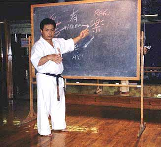 teachingkarate